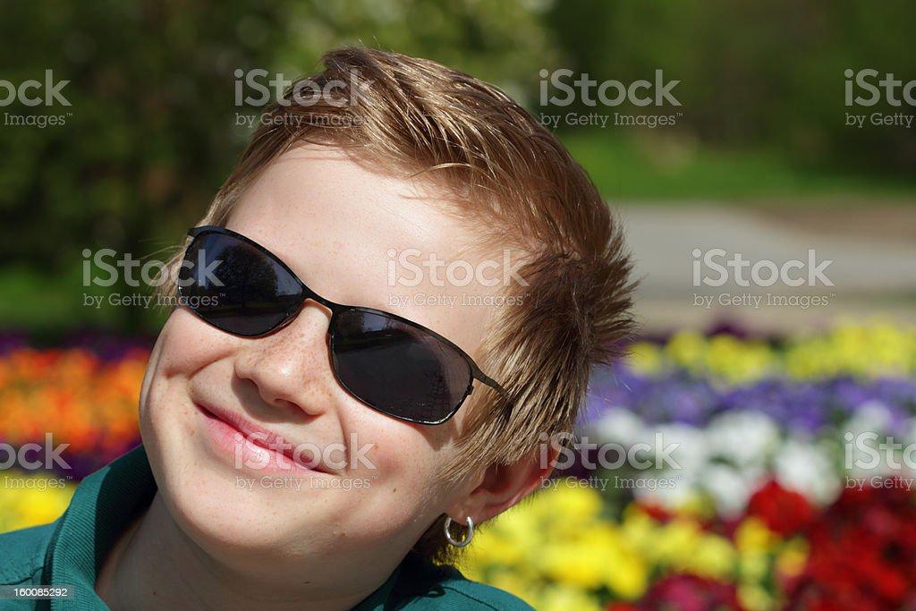 boy_smiling royalty-free stock photo
