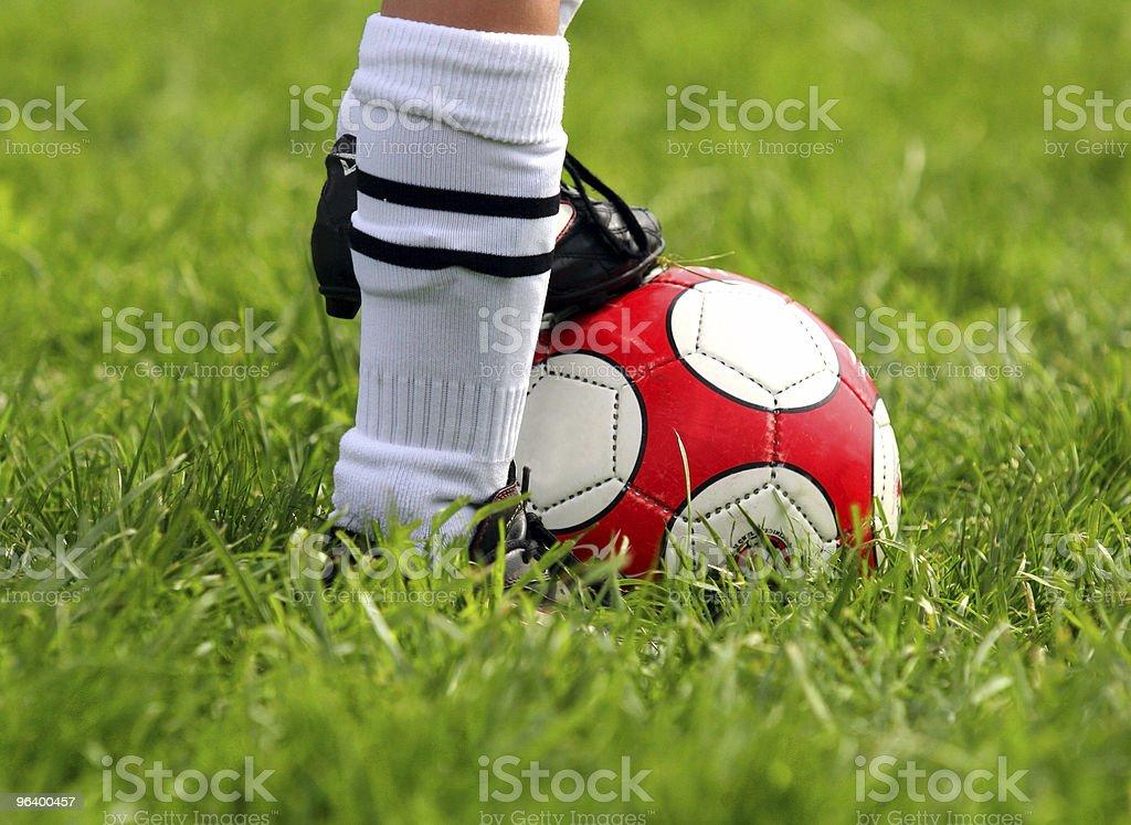 サッカー少年 - カラー画像のロイヤリティフリーストックフォト