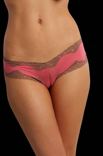 Boyshort Panties Series stock photo