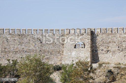 Bozcaada Castle, Canakkale, Turkey