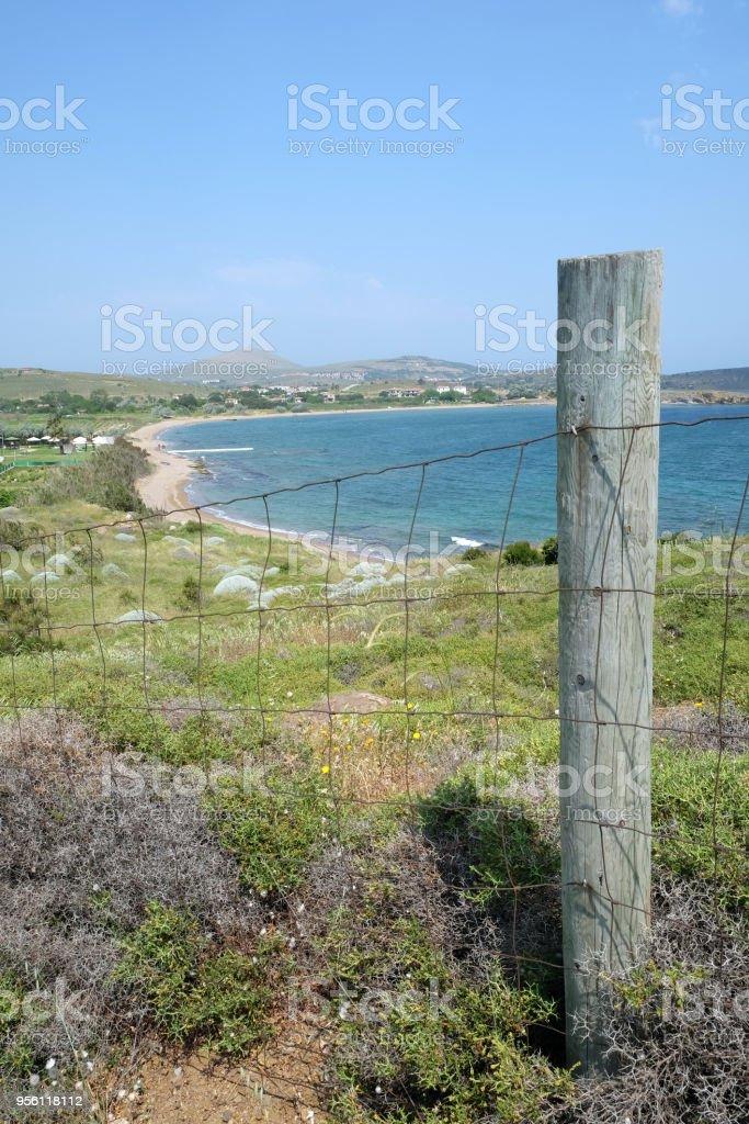 Bozcaada stock photo