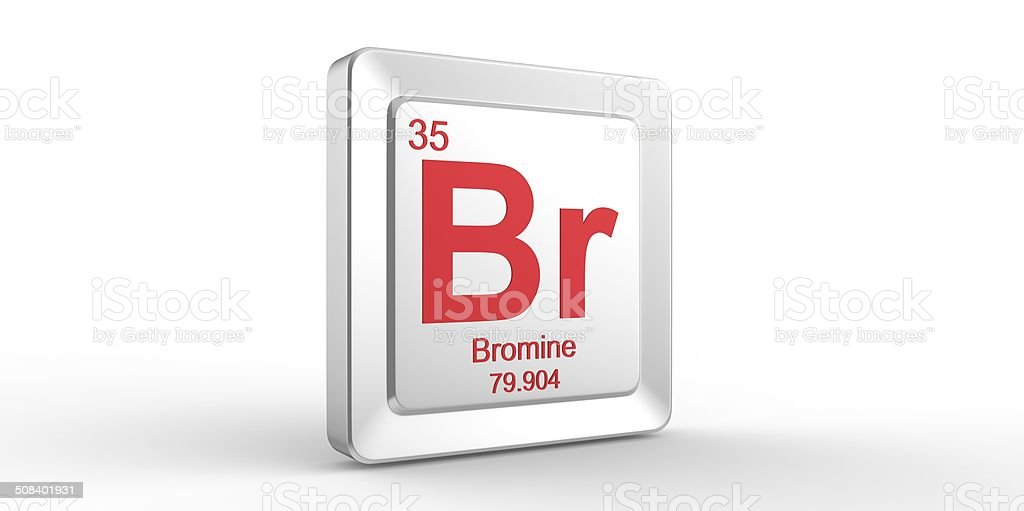 Br symbol 35 material for bromine chemical element stock photo br symbol 35 material for bromine chemical element royalty free stock photo urtaz Choice Image