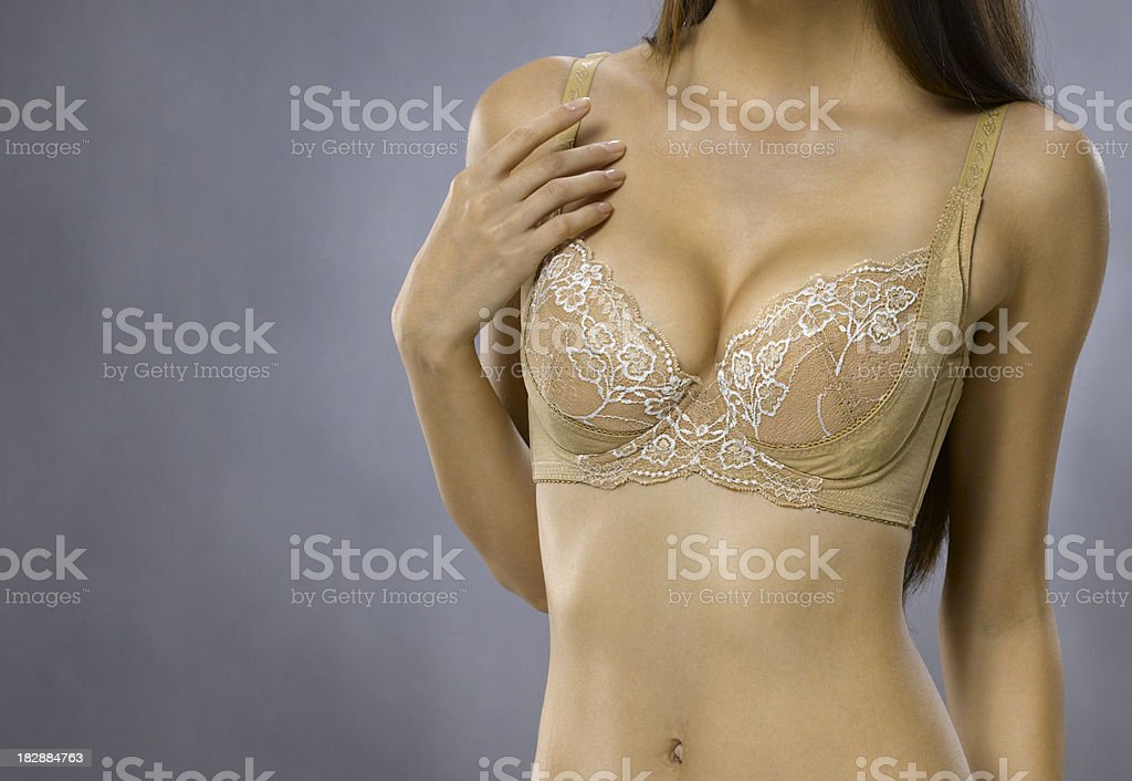 Bra and Breasts​​​ foto