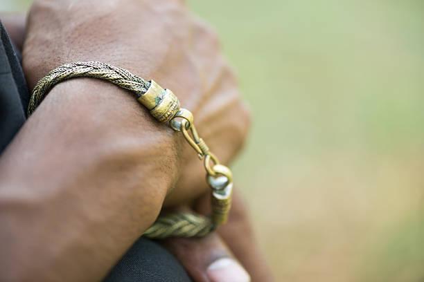 Bracelet Chain stock photo