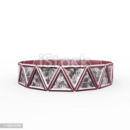 1149145638istockphoto Bracelet Triangles design 1148043292