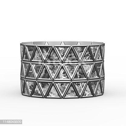 1149145638istockphoto Bracelet Triangles design 1148043320