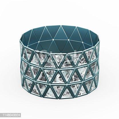 1149145638istockphoto Bracelet Triangles design 1148043324