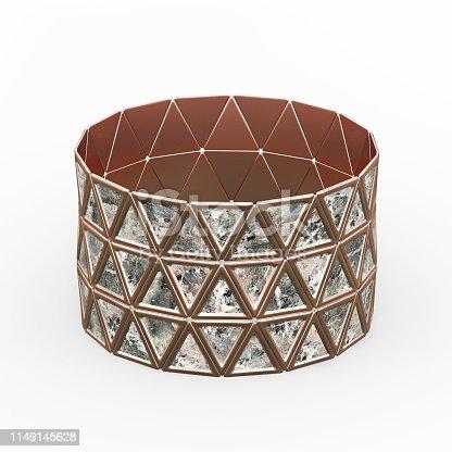 1149145638istockphoto Bracelet Triangles design 1149145628