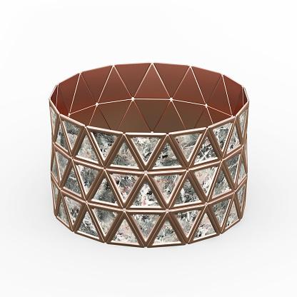 1149145638 istock photo Bracelet Triangles design 1149145628