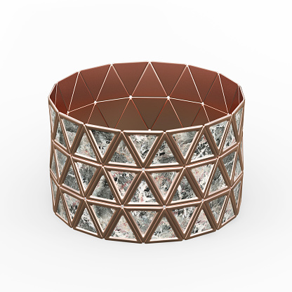 istock Bracelet Triangles design 1149145628