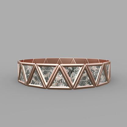 1149145638 istock photo Bracelet Triangles design 1149145630