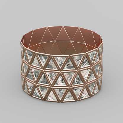 1149145638 istock photo Bracelet Triangles design 1149145636
