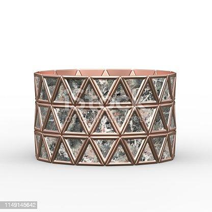 1149145638istockphoto Bracelet Triangles design 1149145642