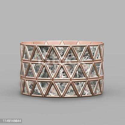 1149145638istockphoto Bracelet Triangles design 1149145644