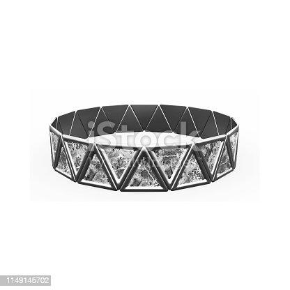 1149145638istockphoto Bracelet Triangles design 1149145702