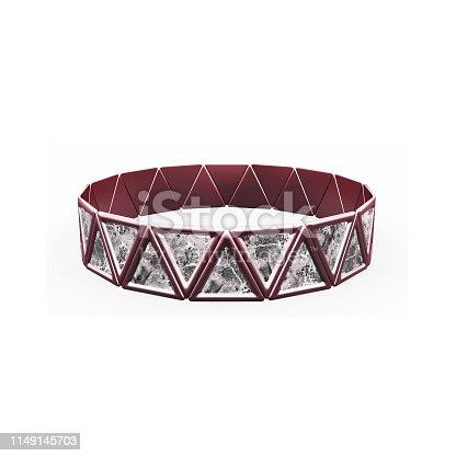 1149145638istockphoto Bracelet Triangles design 1149145703