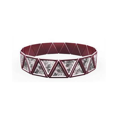 istock Bracelet Triangles design 1149145703