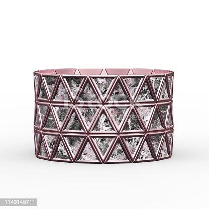 1149145638istockphoto Bracelet Triangles design 1149145711