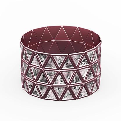 istock Bracelet Triangles design 1149145712