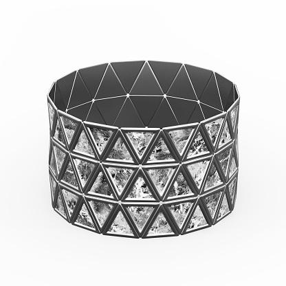 istock Bracelet Triangles design 1149145714