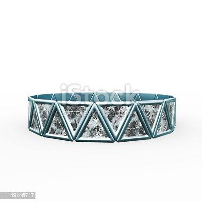 1149145638istockphoto Bracelet Triangles design 1149145717