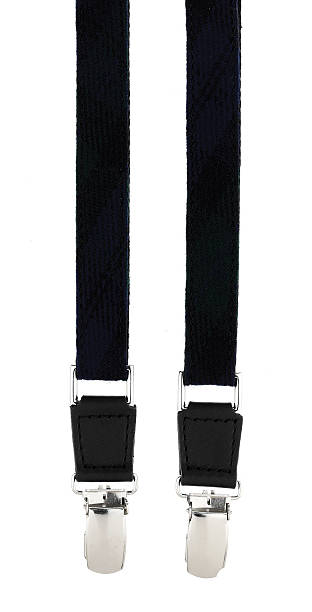Braces Braces on a white background suspenders stock pictures, royalty-free photos & images