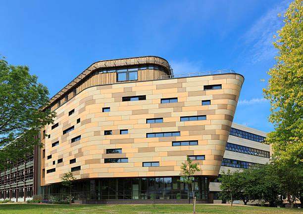 Bradford University stock photo