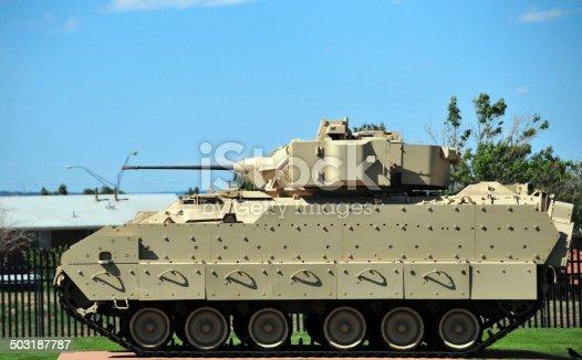 istock M2 Bradley Armored Fighting Vehicle 503187787