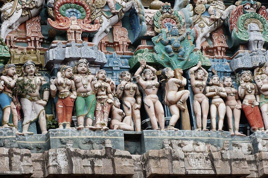 Bragadeeswara Temple stock photo