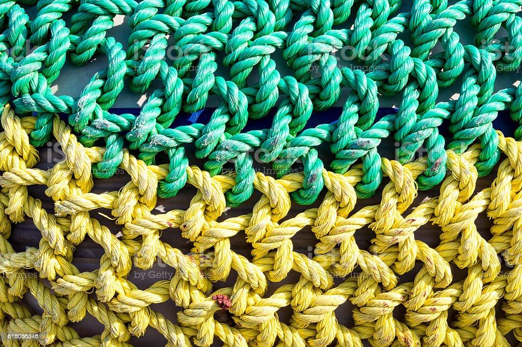 braided rope – Foto
