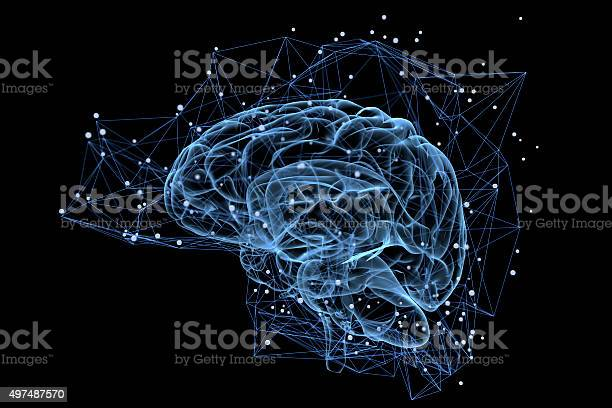 Brain Activity Stock Photo - Download Image Now