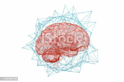 810397364 istock photo Brain, Artificial Intelligence Concept 1140162703
