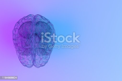 810397364 istock photo Brain, Artificial Intelligence Concept 1184668824
