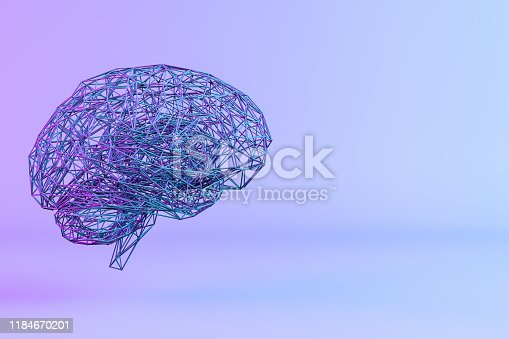810397364 istock photo Brain, Artificial Intelligence Concept 1184670201
