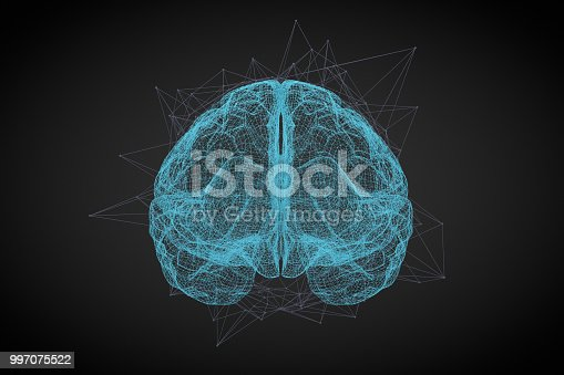 810397364 istock photo Brain, Artificial Intelligence Concept 997075522