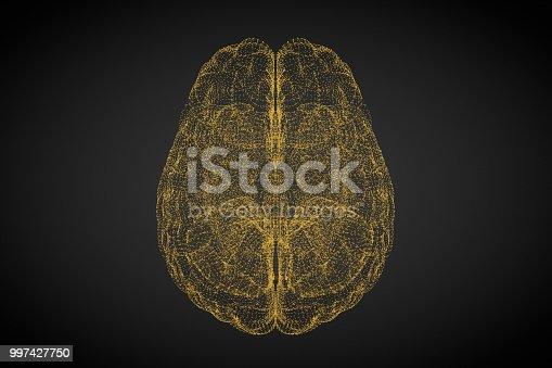istock Brain, Artificial Intelligence Concept 997427750