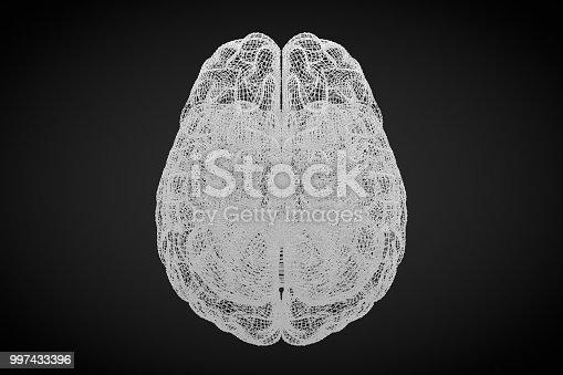 istock Brain, Artificial Intelligence Concept 997433396