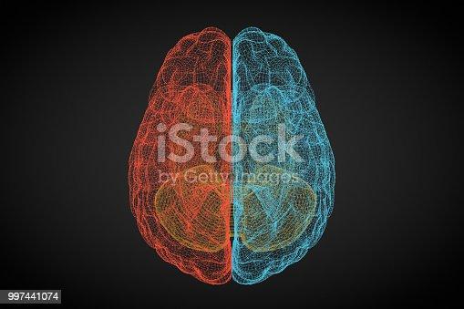 istock Brain, Artificial Intelligence Concept 997441074