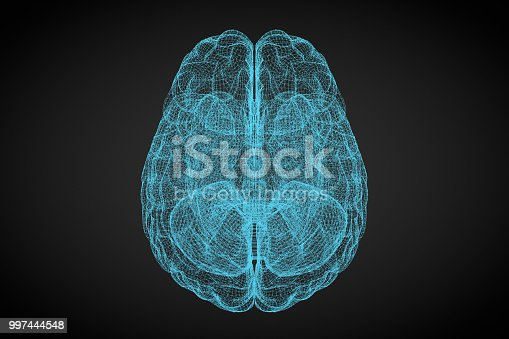 810397364 istock photo Brain, Artificial Intelligence Concept 997444548