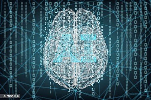 istock Brain, Artificial Intelligence Concept 997555726