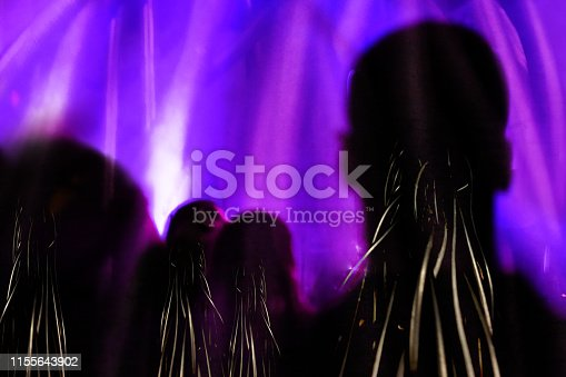 851956150istockphoto Brain computer interface as cyborg hybrid mind connected cables 1155643902