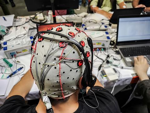 Brain computer interface lab equipments