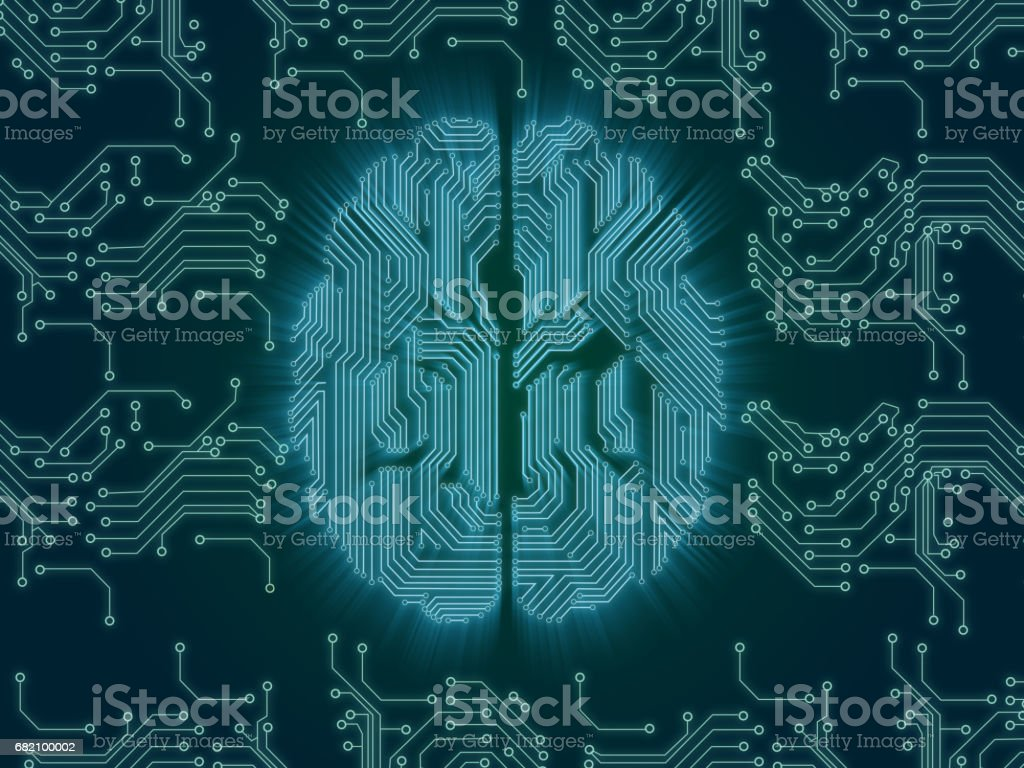 Brain Concepts stock photo