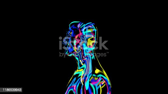 692684668istockphoto brain connections colorful, x-ray brain 1186539943