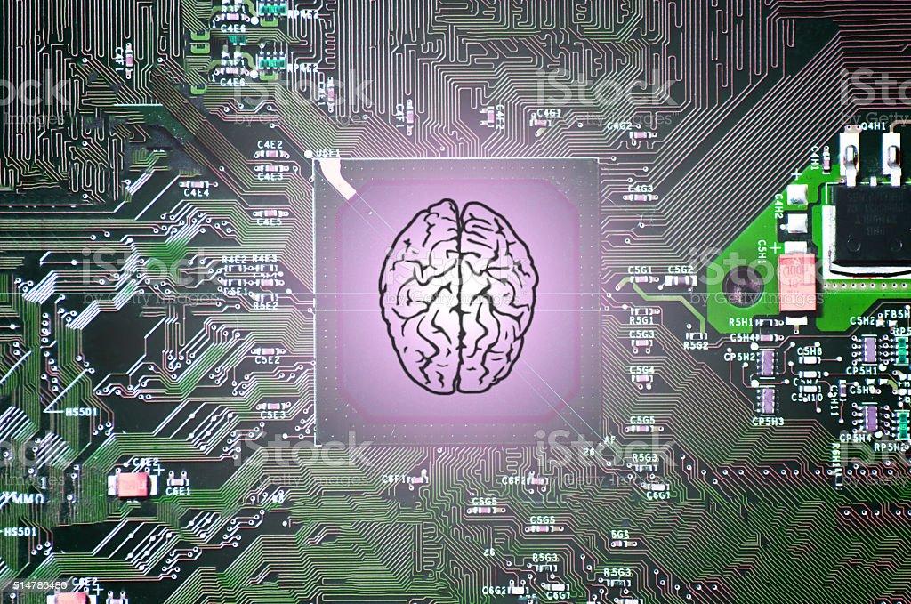 Cerveau Unité centrale - Photo