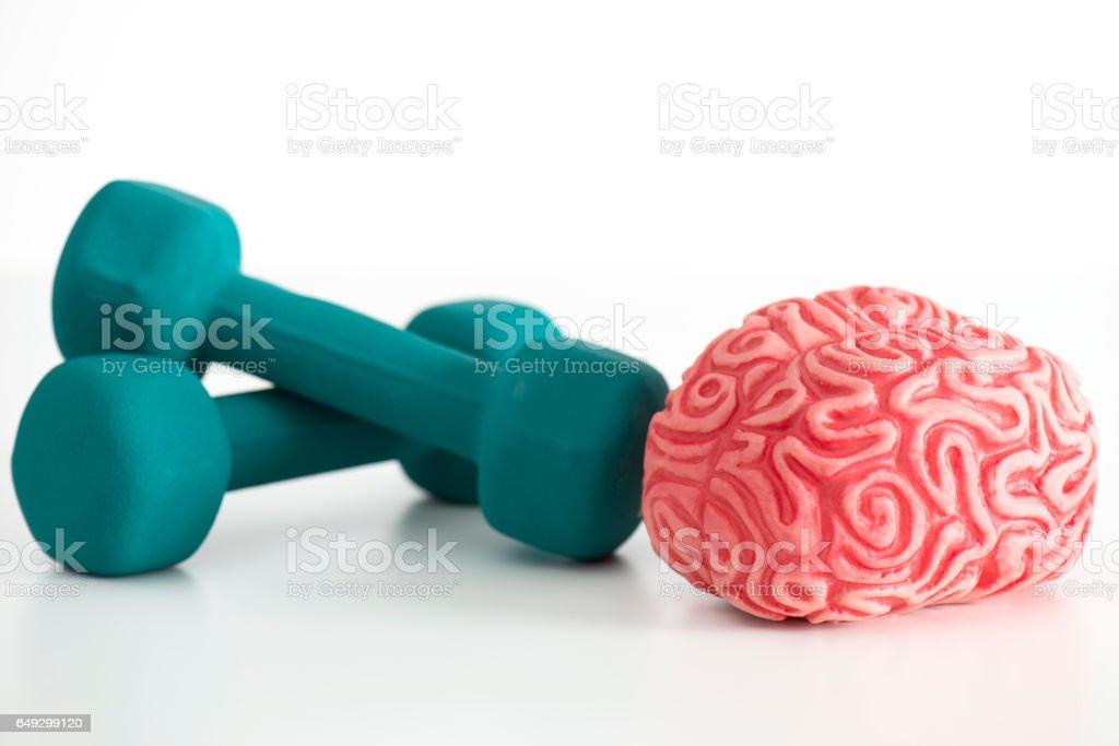 Brain Exercise stock photo