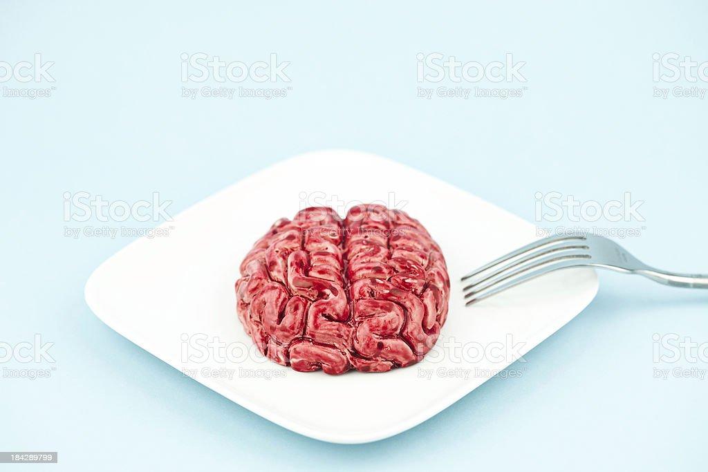 Brain Food royalty-free stock photo