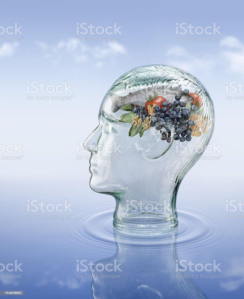 Brain Foods stock photo