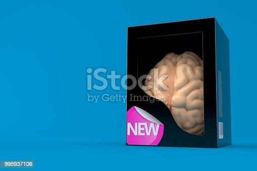 istock Brain inside box 995937106