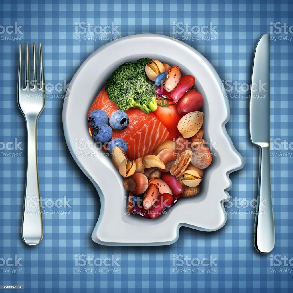 Brain Nutrition stock photo